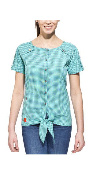 Salewa Landro - T-shirt manches courtes Femme - Dry turquoise